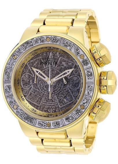 Reloj Invicta Gold
