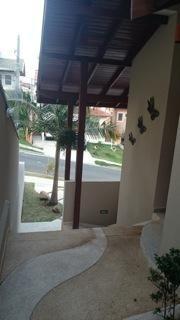 Casa Residencial À Venda, Condomínio Residencial Terras Do Caribe, Valinhos. - Ca1186