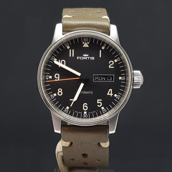 Fortis B-42 Day Date