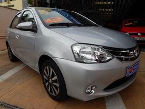 Toyota Etios Platinum 1.5 16v Flex, Aaa7480