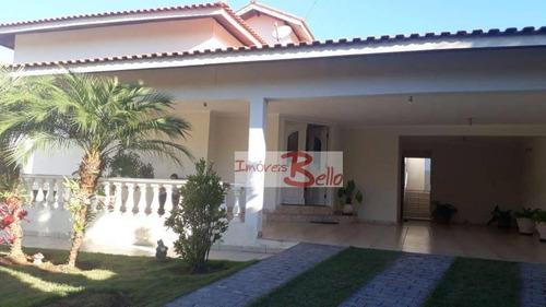 Linda Casa Térrea  Em Condomínio Em Excelente Localização - Ca1485