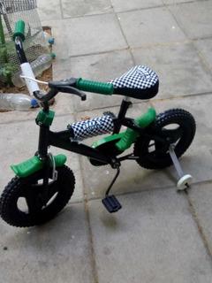 Bicicleta Rodado 12 Full Freno Protecciones R12