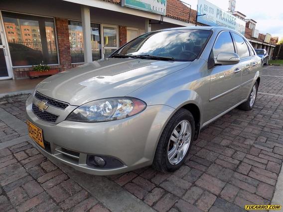 Chevrolet Optra Advance 1.8 Mt Aa