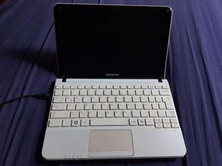 Netbook Samsung Np-nc110 Blanco Para Repuesto Falla