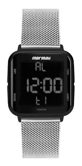 Relógio Mormaii Lab Digi Mo6600ag/8k Nf + Garantia