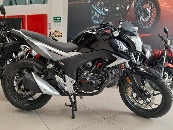 Honda Cb160f Std-dlx Nueva Modelo 2021 Inicial Desde $100000