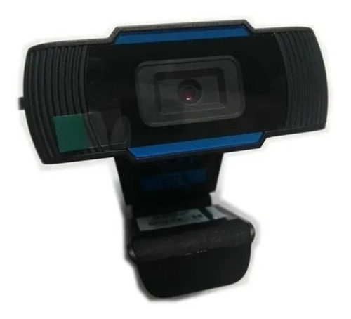Webcam Solarmax Usb Con Micrófono Skype Zoom Pc 640 480