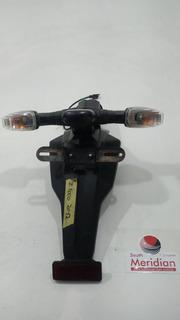 Suporte De Placa Completo Original Kawasaki Z1000 Ano 2012