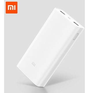 Xiaomi Power Bank 2c Plm06zm Banco De Poder - 20000 Mah