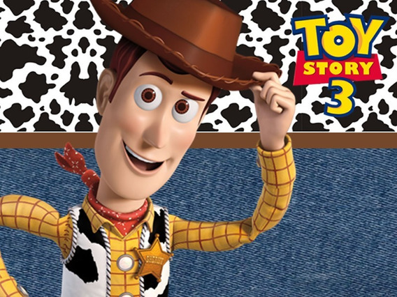 Kit Imprimible Woody Toy Story Candy Bar Golosinas Cumples