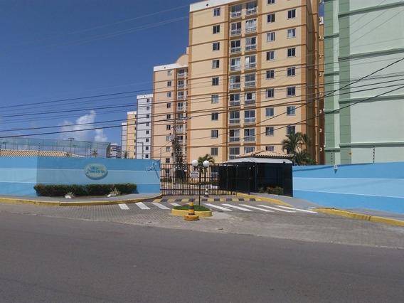 Apt No Cond Villa Maestria Com 70m² No Bairro Farolândia - Ca640