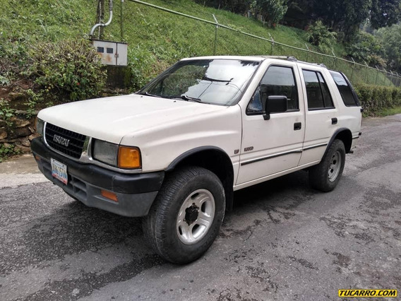 Isuzu Rodeo 4x4