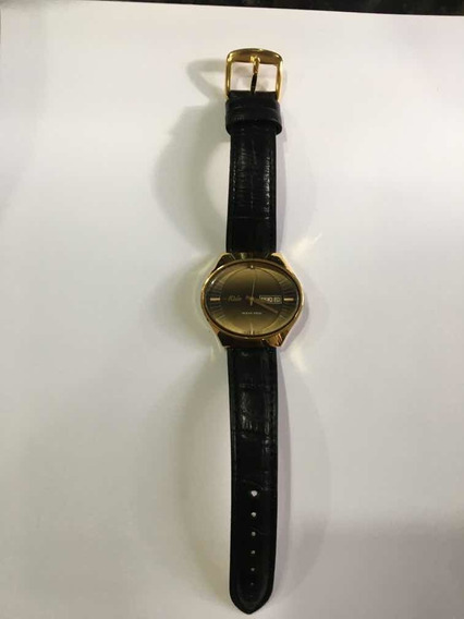 Relógio Automático Mido Maracanã Plaquet 18k.