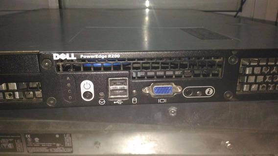Servidor Dell Poweredge R200 Xeon 3065 Processor, 4mb Cache