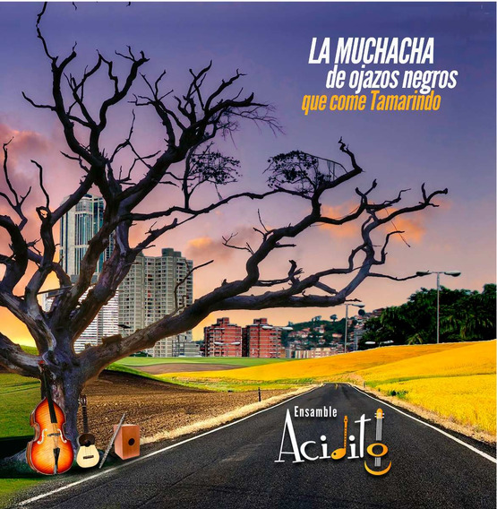 Cd Música Venezolana Instrumental Ensamble Acidito (digital)