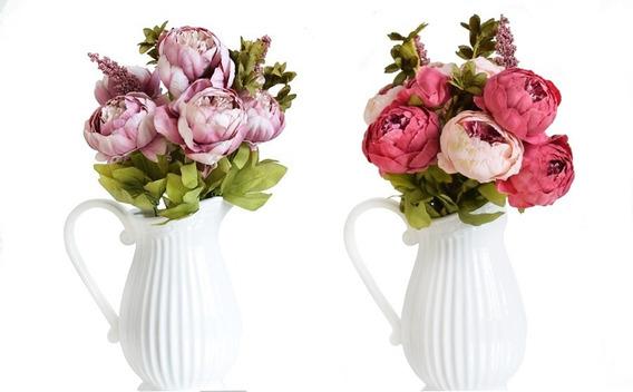 Ramo De Flores Peonia