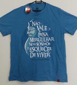 Camiseta Albus Dumbledore Harry Potter G - Nova