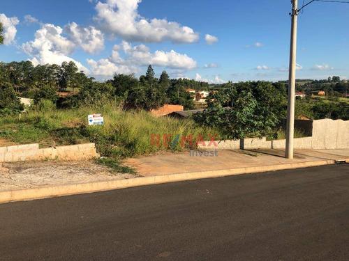 Terreno À Venda, 512 M² Por R$ 95.000,00 - Park Residencial Convívio - Botucatu/sp - Te0093