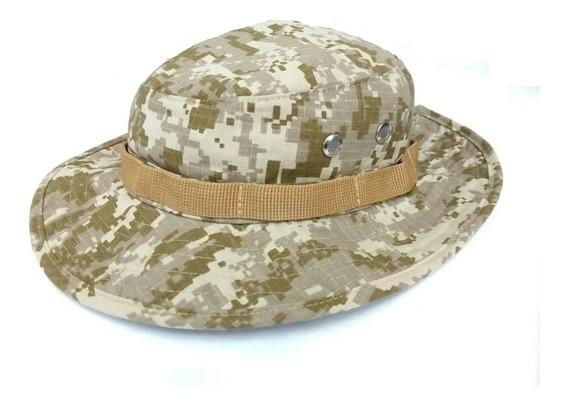 Sombrero Jungla Monte Tactico Bonnie Hat Digital Desert