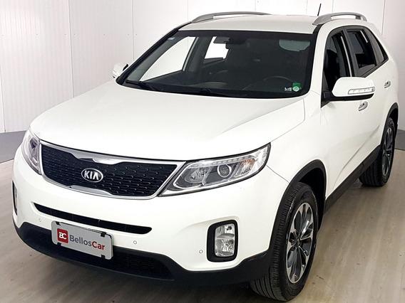 Kia Motors Sorento 2.4 16v Gasolina Ex Automático 2014/2...