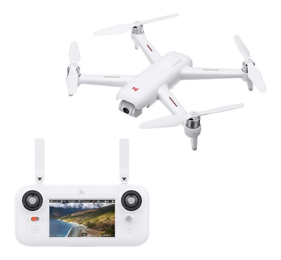 Drone Xiaomi Fimi A3 Gps 1km Gimbal Câmera 1080p 5.8ghz Fpv