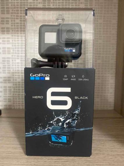 Câmera Go Pro Hero 6 Black Hd Chdhx-601