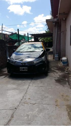 Taxi Toyota Corolla 1.8 Xei Cvt 140cv