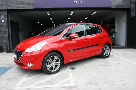 Peugeot 208 Flex Griffe Aut 2014
