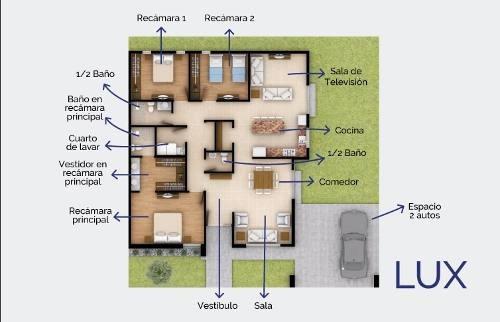 Casas En Venta En Aurea Residencial, Mexicali B.c.