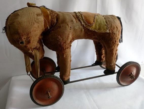 Brinquedo - Antigo Cavalinho Pedalcar (obs. Para Restauro)