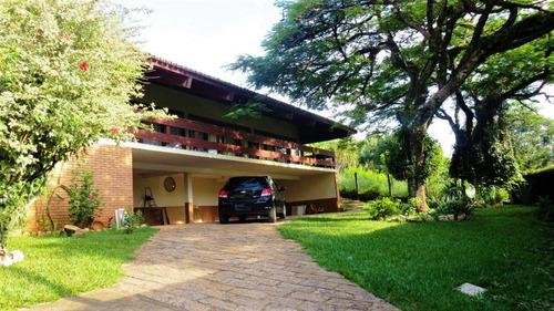 Chácara  3 Suites À Venda No Country Club - Valinhos / Sp - Ch0374