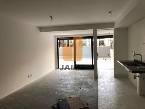 Apartamento Dts, 1 Suíte, 2 Vagas 89 M2 + 47m2 De Terraço  Em Perdizes Com Lazer Total! - Pe8639