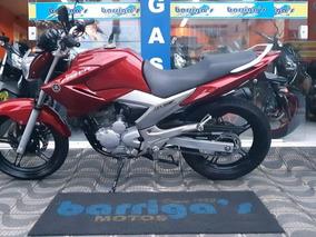 Yamaha Fazer 250cc 2013 Vermelha Impecável