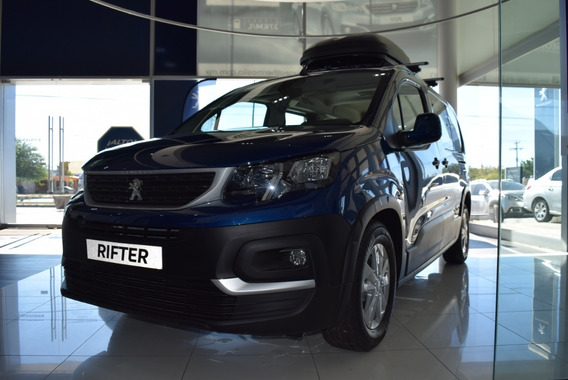 Peugeot Rifter 1.6 Hdi Allure 7as