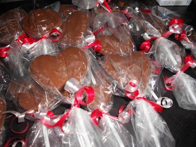 Pirulitos De Chocolates