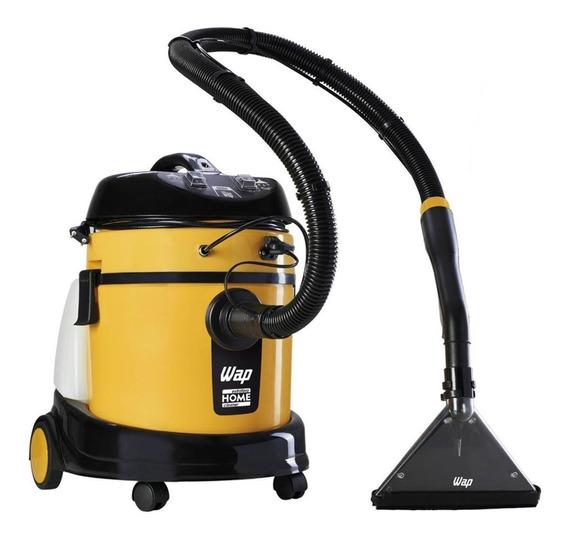 Aspirador Wap Home Cleaner 20L amarelo e preto 220V