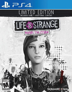 Juego Life Is Strange: Before The Storm Limited Edition