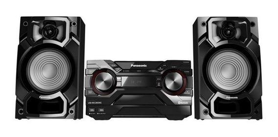 Mini System Panasonic Bluetooth 450w Sc-akx220