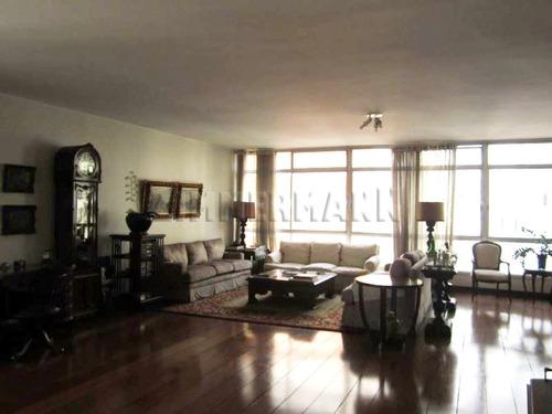 Imagem 1 de 15 de Apartamento - Jardim Paulista - Ref: 106146 - V-106146