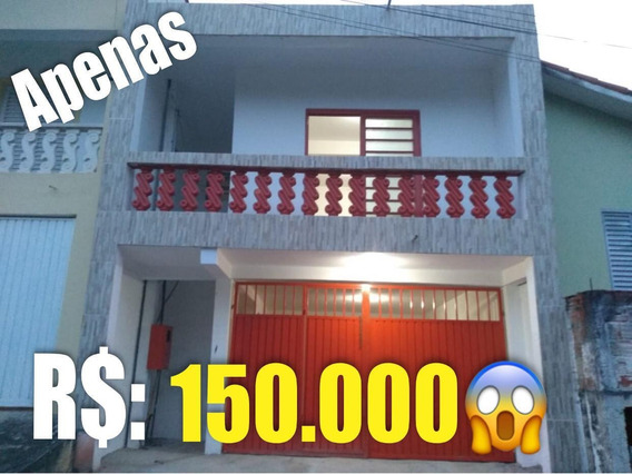 105 Casa Pronta Na Oferta!
