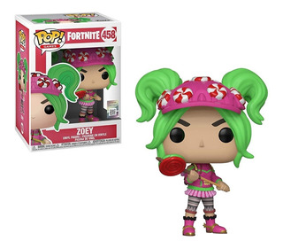 Funko Pop Fortnite Zoey #458
