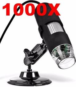 Microscópio 1000x Digital Eletronico Usb Lupa Camera Hd