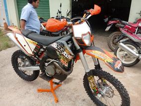 Moto Ktm Xcw 450 Cl Sixday Importada.