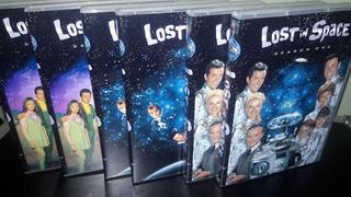 Dvds Perdidos No Espaço - Série Completa Dublada ( 23 Dvds )