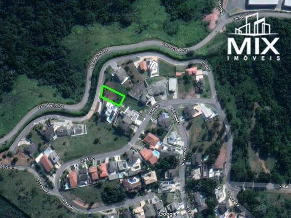 Lote/terreno Condomínio Arujá Hills Iii 534 M² Por R$ - Jardim Imperial Hills Iii - Arujá/sp - 534m2 - Te0008
