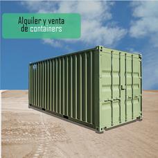 Alquiler Obrador/ Containers / Pañol/ Deposito Herramientas