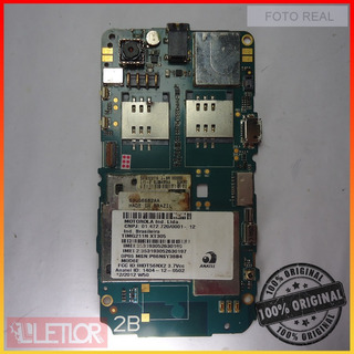 Placa Celular Motorola Xt305 305 Dual Chip