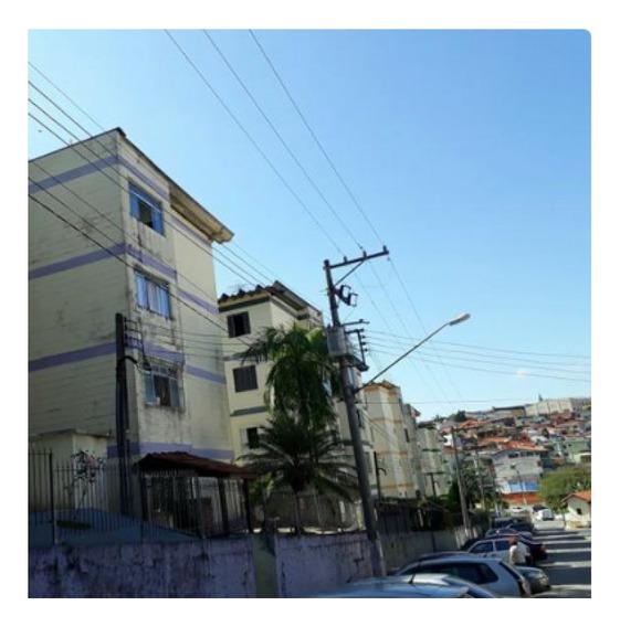 Apartamento Em Jardim Rio Das Pedras, Cotia/sp De 55m² 2 Quartos À Venda Por R$ 160.000,00 - Ap77242