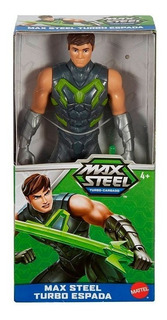 Max Steel Turbo Lanzador Dxn41