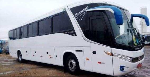 Ônibus Paradiso 1050 G7 Mercedes Rs Impecável De Fretamentos